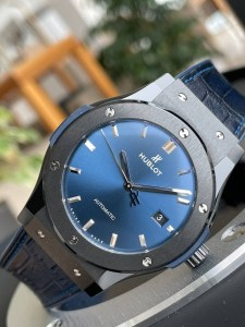 hublot-classic-fusion-blue-dial-automatic-0
